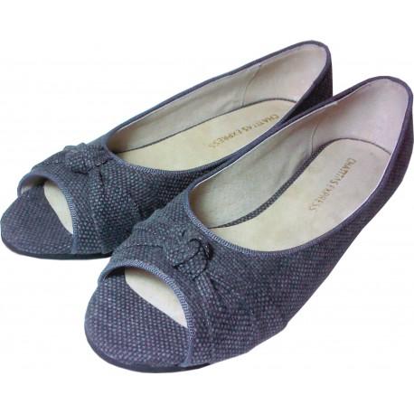 Chatitas de panamá gris