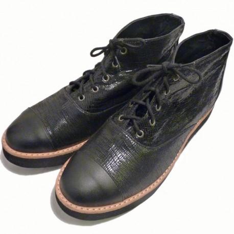 Botas de cabritilla