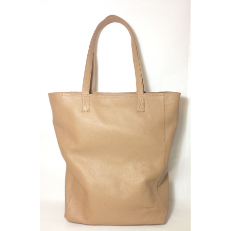 "Shopping Bag de cuero ""cookie"""